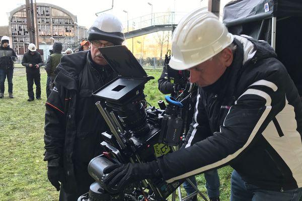 Le tournage s'est également déroulé au haut-fourneau U4  à Uckange.