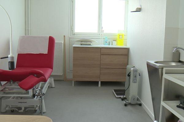 Des équipements flambant neuf dans un bâtiment entièrement dédié à une offre pluridisciplinaire de soins.