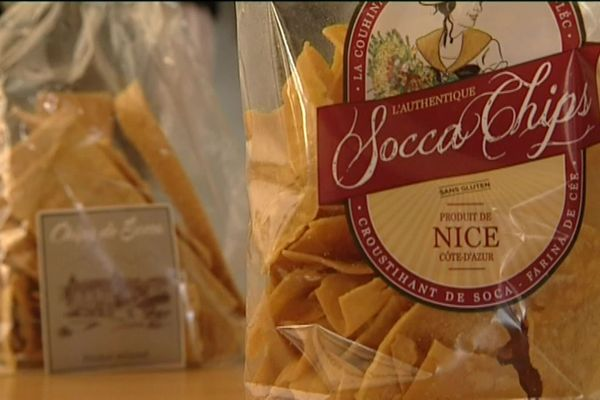 Au cœur d'une bataille judiciaire entre cuisiniers marseillais et niçois : la socca chips