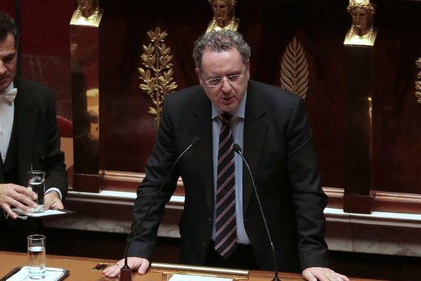 Richard Ferrand à l'Assemblée nationale AFP