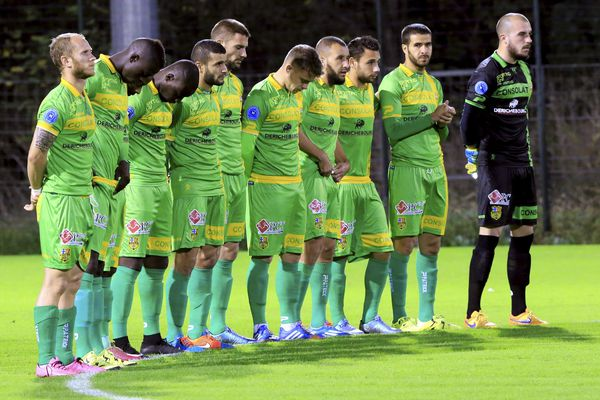 Le club Marseillais ne montera pas en Ligue 2