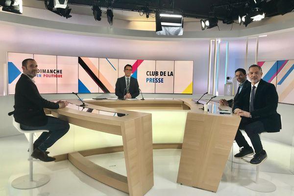 Arnault Varanne, Baptiste Bize et Laïd Berritane invités de Jérôme Vilain