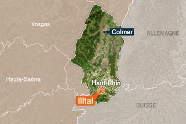 La nouvelle commune d'Illtal