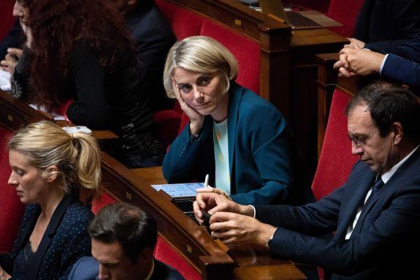 """La proposition de """"loi Ségur"""" contestée de la députée du Loiret Stéphanie Rist étudiée ce lundi 30 novembre 2020 à l'Assemblée nationale."""