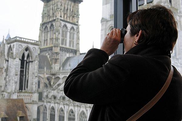 Depuis ce lundi 8 avril, le belvédère peu être visité certains jours de la semaine.