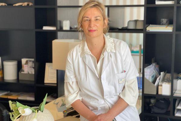 Sophie de Butler, Pédiatre, directrice médicale, consultante en allaitement à la maternité Victor Pauchet à Amiens