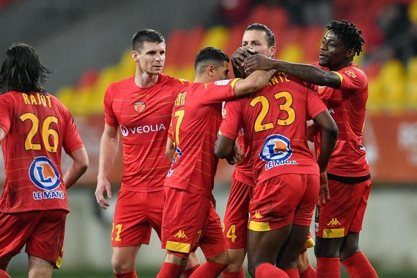 Jérémy Choplin et Le Mans FC sont toujours en Ligue 2... Mais la Fédération Française de Football aura le dernier mot.