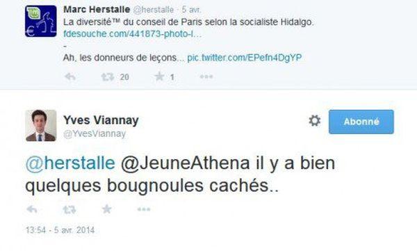 Tweet édité par @YvesViannay