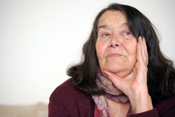 ARCHIVES - Noëlle Vincensini, photographiée en 2009, lors de sa promotion au rang de Chevalier de la Légion d'honneur.