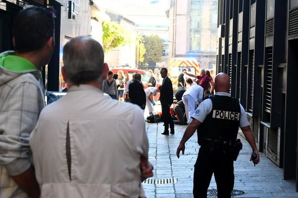 Pascal Filoé avait été poignardé à mort par Alexandre Dainotti, le 27 septembre 2018, près de la mairie de Rodez