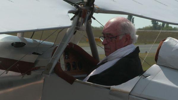 Pour l'heure, Olivier De Corgnol ne peut que faire des essais de roulage sur la piste de Royan.