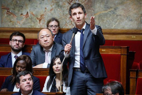 Bruno Studer, l'un des députés entrés en politique avec La République En Marche