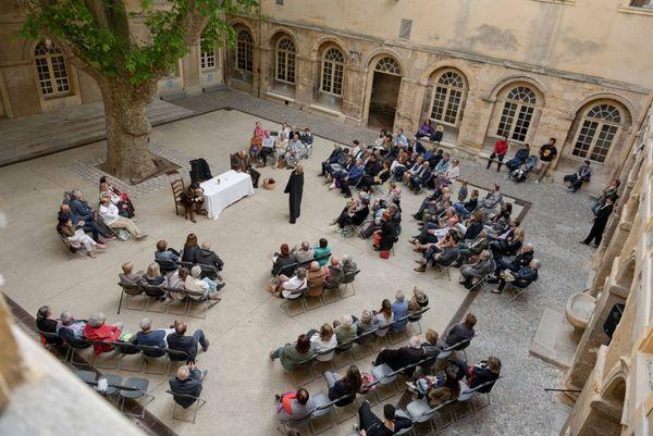 Chaque année, les Journées de l'éloquence rassemblent sept milliers de personnes autour d'animations célèbrant la langue Française.
