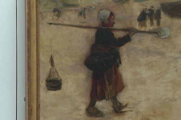 """La verotière"" Eugène Trigoulet"