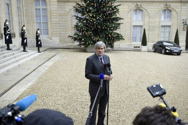 Stéphane Le Foll, porte parole du gouvernement
