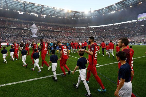 Les joueurs de Herbiers avaient atteint la finale de la Coupe de France en 2018 (ici au Stade de France le 8 mai), et s'étaient inclinés 2-0 face au PSG.