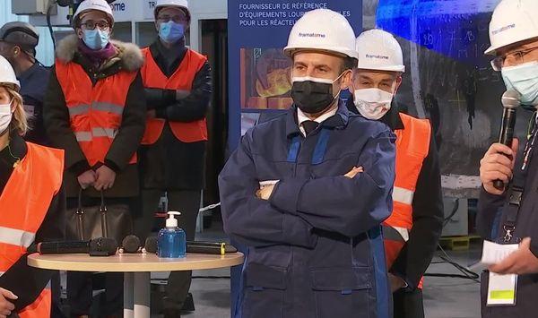 Une séance de questions-réponses a eu lieu avec les acteurs du nucléaire, aujourd'hui, mardi 7 décembre au Creusot