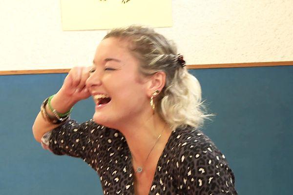 À l'ASPTT de Coulounieix-Chamiers, Julie Paduch, la prof de Yoga, n'engendre pas la mélancolie