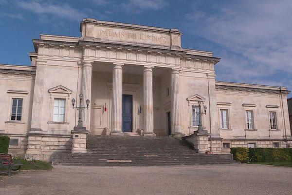 Le palais de justice de Saintes (17), photo d'illustration