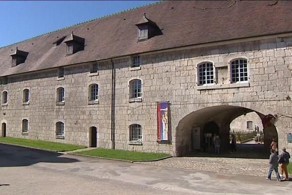 Le musée de la Résistance et de la Déportation à Besançon.