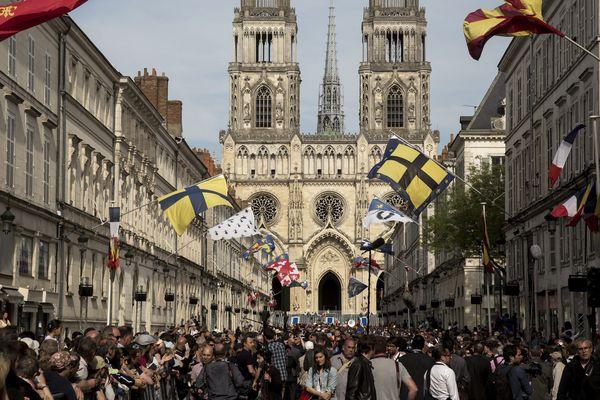 L'association Tous Orléans évoque la nécessité pour les fêtes de « se réactualiser »