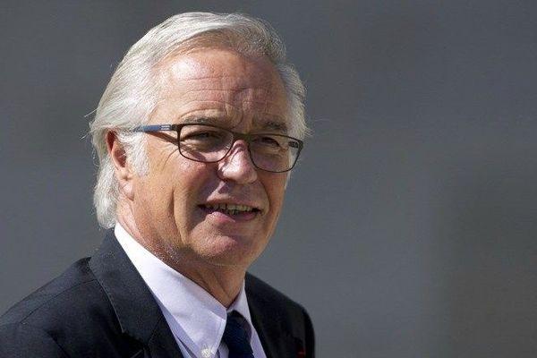 François Rebsamen, ministre du Travail, le 3 septembre 2014