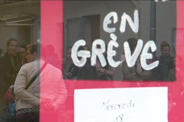 A Lunel-Viel, à la crèche Les Bisounours, trois emplois d'animatrices sont menacés - 18 octobre 2017