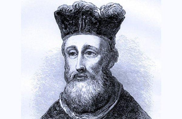 Guy de Chauliac pratiqua les premières dissections à Montpellier.