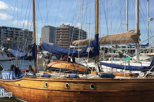 Le bateau du Capitaine Patrick Vermandel