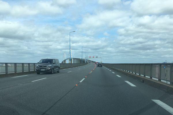 Le pont de Saint-Nazaire sera fermé à la circulation lundi 10, mardi 11 et peut-être une nuit supplémentaire