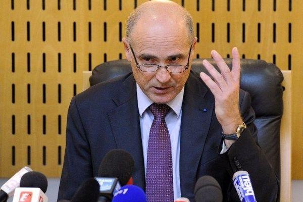 Brice Robin procureur de la République de Montpellier