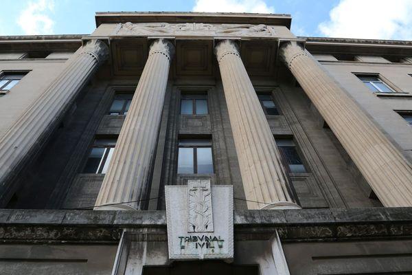 Le tribunal correctionnel de Marseille