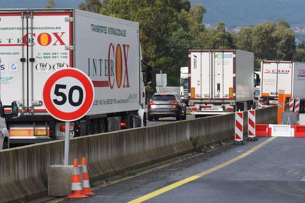 Les travaux de l'A19 entre Pithiviers et Beaune-la-Rolande sont prévus du 7 septembre au 30 octobre. Photo d'illustration