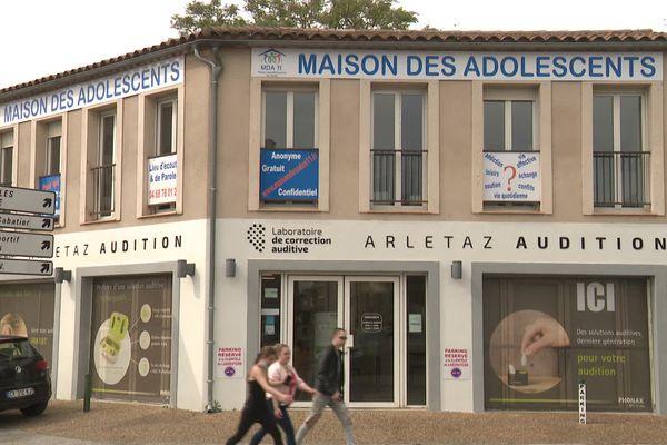 """La """"Maison des Ados"""" de Carcassonne vient en aide aux jeunes en détresse."""