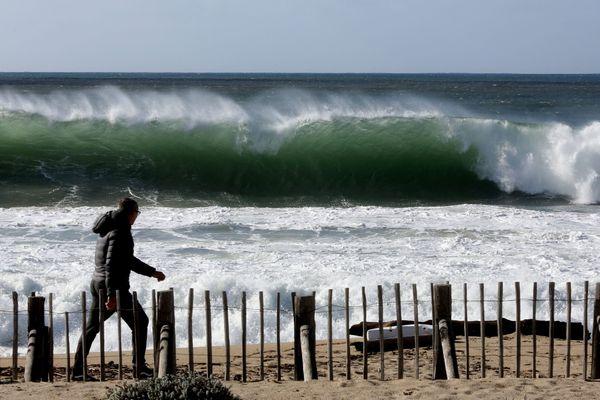 Illustration/ Une mer agitée est attendue, une nouvelle fois, sur les côtes de la Corse