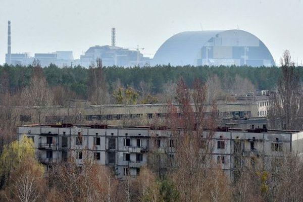 Tchernobyl, en avril 2016
