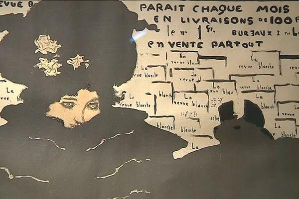 """Nouvelle exposition au Musée Bonnard du Cannet baptisée """"Bonnard en noir et en couleur"""""""