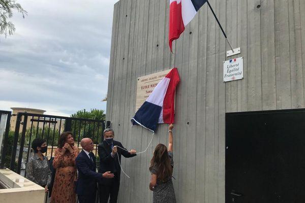 L'école Saint Antoine est rebaptisée Samuel Paty dès ce vendredi 16 juillet.