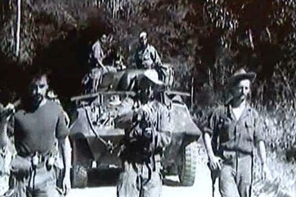 Pendant la Guerre d'Indochine