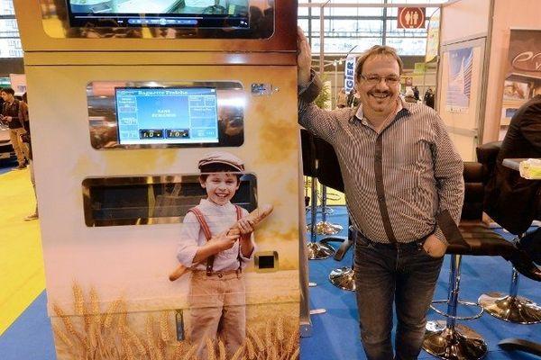 Le prix Lépine 2014 à partager en famille : Jean-Louis Hecht a breveté son invention avec son frère Jean-Claude