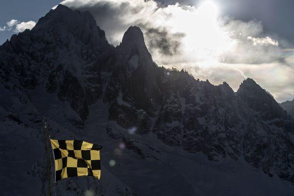 Le risque d'avalanche est de 4 sur 5 dans de nombreux massifs des Alpes du nord. Photo d'illustration.