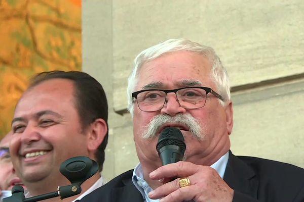 A Creil, Jean-Claude Villemain, le maire sortant est réélu avec 51,4% des voix.
