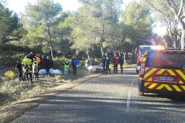 Un pilote et un copilote ont perdu la vie après une sortie de route lors du rallye du Mistral