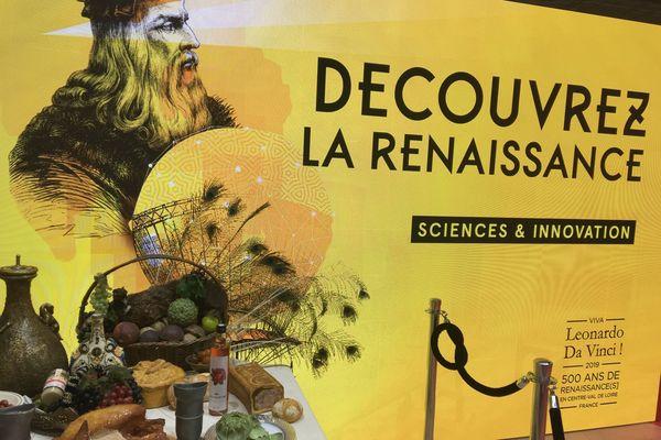500 ans de Renaissance(s) à l'honneur sur le Salon de l'Agriculture à Paris