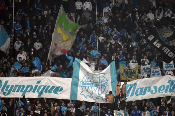 ILLUSTRATION - Ligue 1 / Les supporters de Marseille interdits de déplacements en Corse