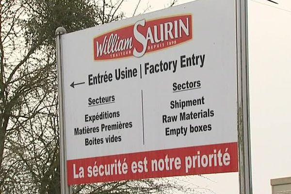 Inquiétude du côté des 250 salariés de l'usine