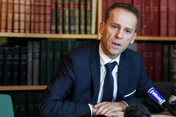 Etienne Manteaux, procureur de la République de Besançon est de retour du Chili.