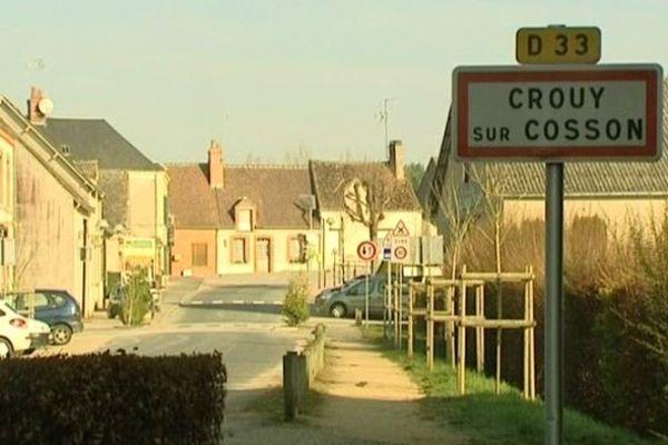 Crouy sur Cosson