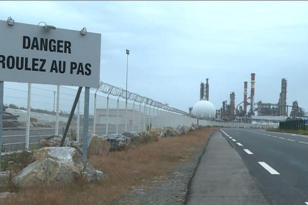 La commune de Donges, en Loire-Atlantique, est entourée de trois sites classés Seveso.