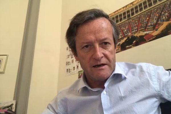 Thomas Rudigoz, Député Lrem du Rhône (1ère) , fait partie des parlementaires signataires